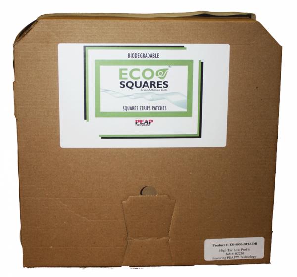 FAQ:  ECO-Squares™ Brand Adhesive Dots