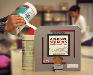 contract packaging adhesive