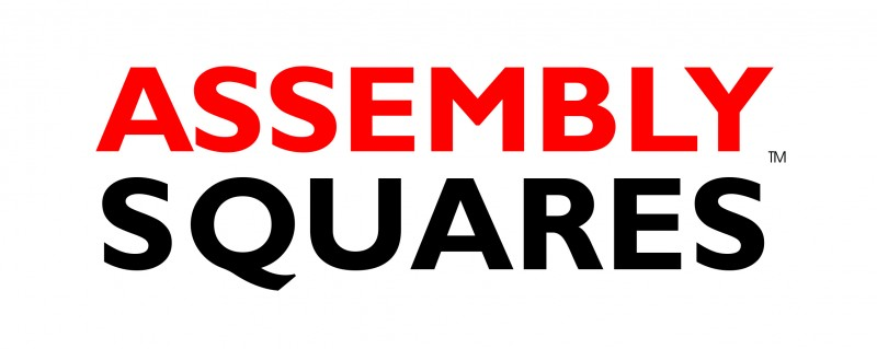 Assembly Squares™ Feature Easy Removal Tabs for Assembly