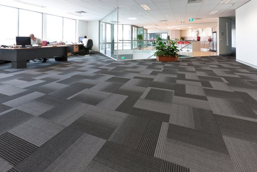 3 Benefits of Pressure Sensitive Adhesives for Installing Carpet Tiles